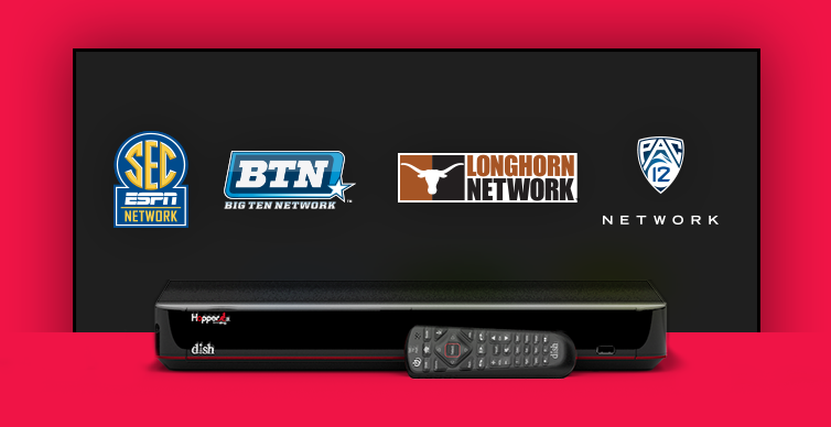 DISH College Sports TV Packages - Plano, Texas - Single Source Satellite / Dish Beats Cable - DISH Authorized Retailer
