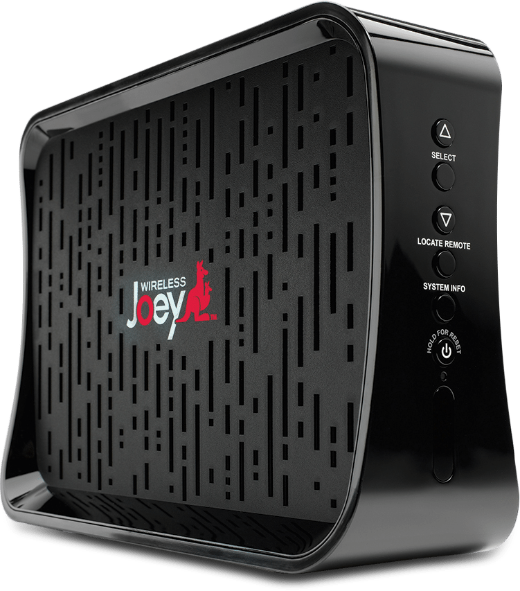The Wireless Joey - TV in Every Room - No Wires - Plano, Texas - Single Source Satellite / Dish Beats Cable - DISH Authorized Retailer